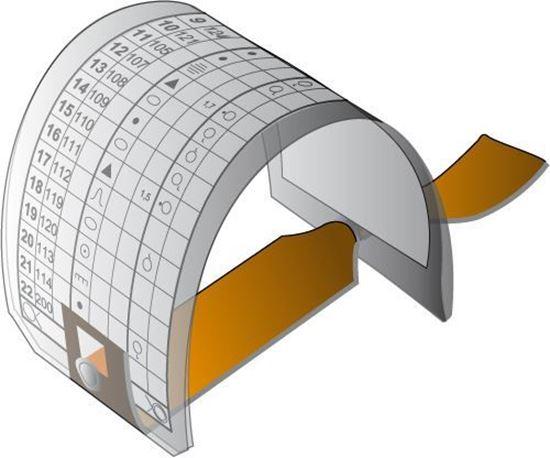 Picture of Control Description Holder - Basic