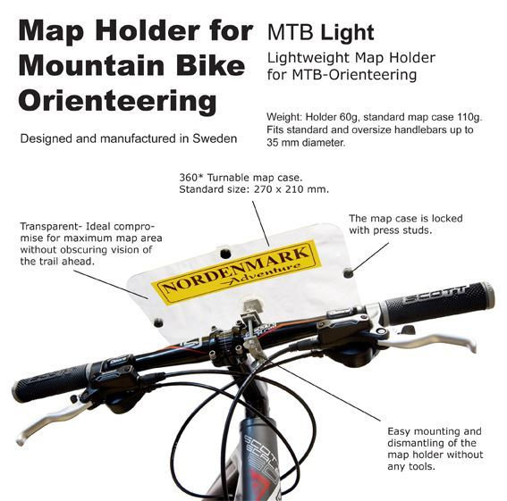 Image de Light MTB-O Map Board