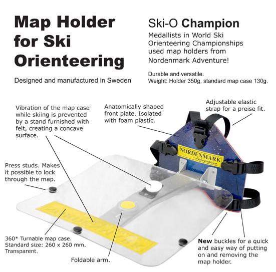 Image de Champion Ski-O Map Board
