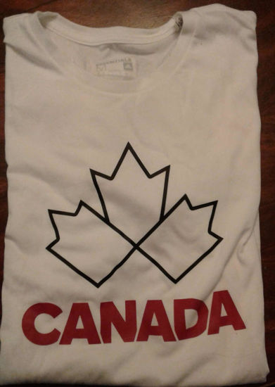 Picture of Olympic Souvenir T-shirt