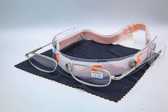 Image de Vapro Half-Frame Glasses