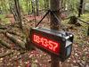 Picture of Orienteering Clock