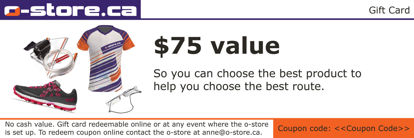 Image de O-Store Gift Certificate