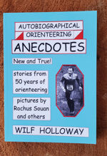 Picture of Autobiographical Orienteering Anecdotes