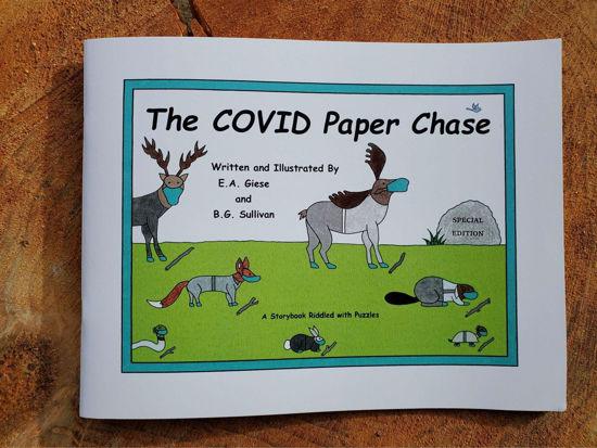 Image de The COVID Paper Chase