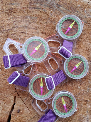 Picture of #22 Tourist Compass - Set of 5