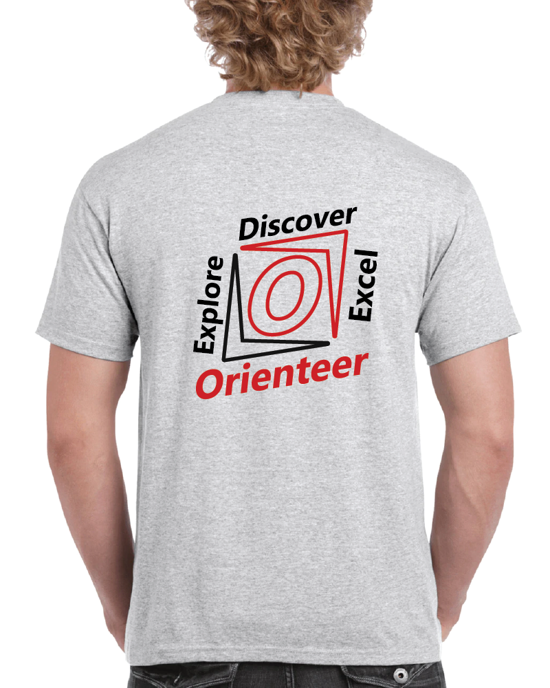 Picture of Orienteering Ottawa Casual Cotton T-Shirt