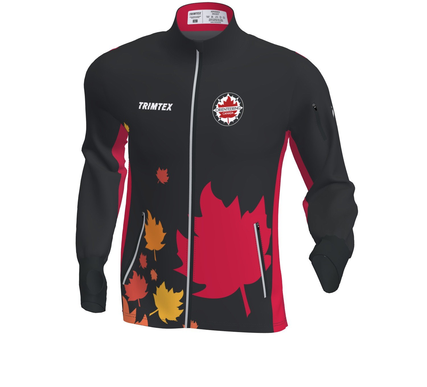 Picture of Team Canada Jacket - 2014 design