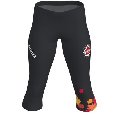 Image de Team Canada 3/4 Tights - 2014 design