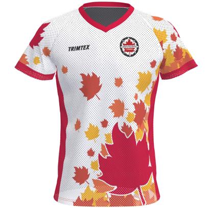Image de Team Canada Mesh Shirt - 2014 design