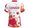 Picture of Team Canada 1/4 Zip Shirt - 2014 design