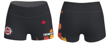Picture of Team Canada Hipster Shorts - 2014 design