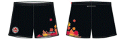 Picture of Team Canada Free Shorts - 2014 design