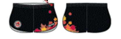 Picture of Team Canada Run Shorts - 2014 design