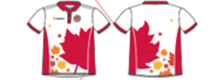 Picture of Team Canada Polo Shirt - 2014 design